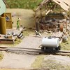 Tank Cars - 2 off Silver